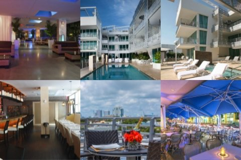 SBV Luxury Ocean Hotels Suites